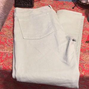 JCrew toothpick jeans